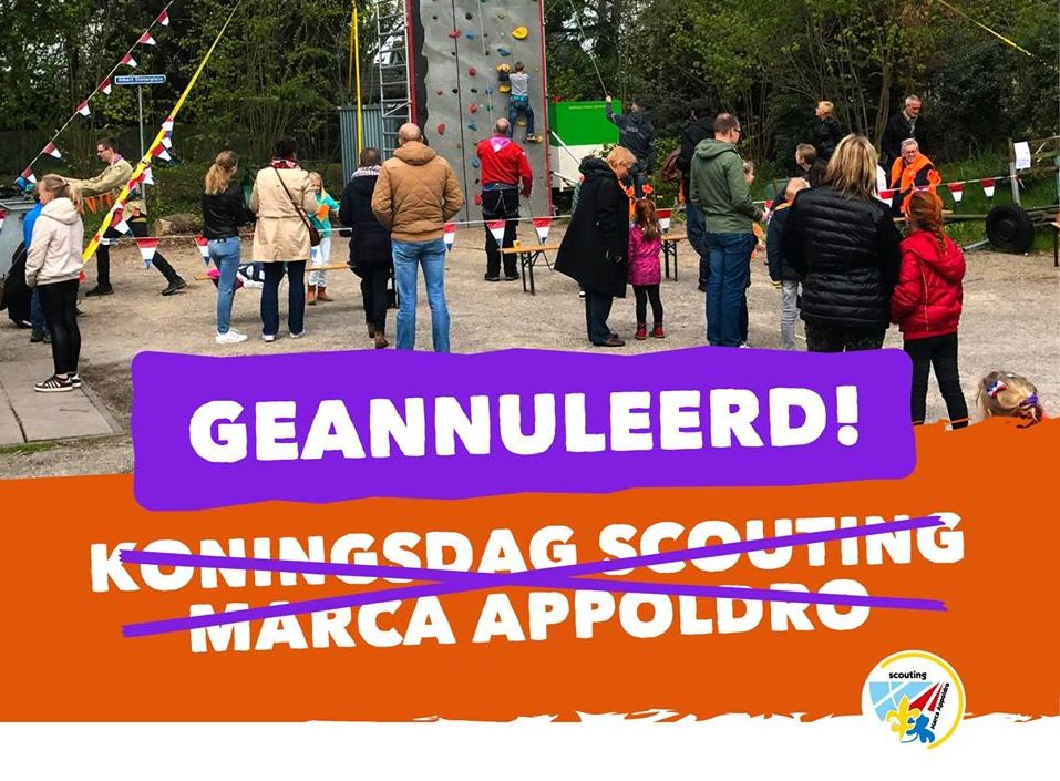 Canceled koningsdag