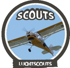 Logo Luchtscouts